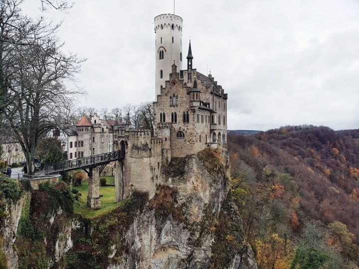 A Fairy-Tale Castle